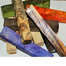 Stabilized Wood Blanks