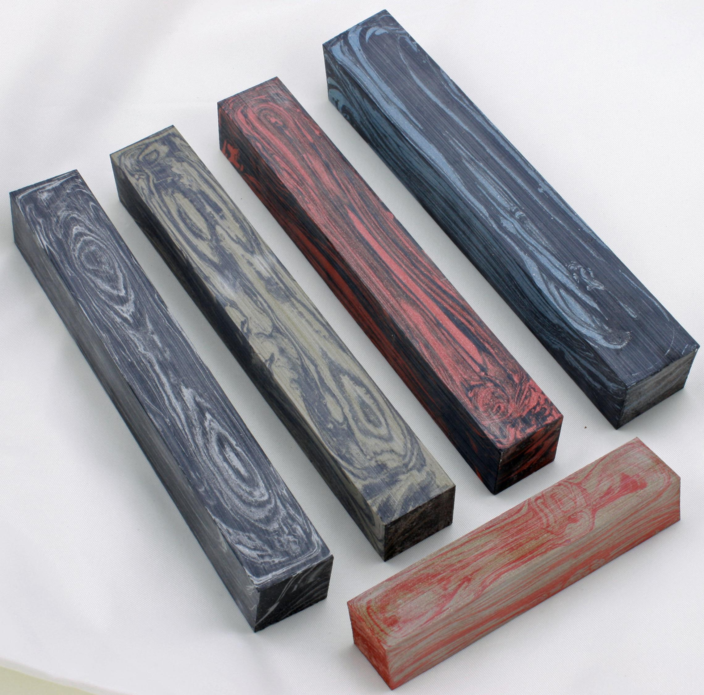 Metal Pen Blanks