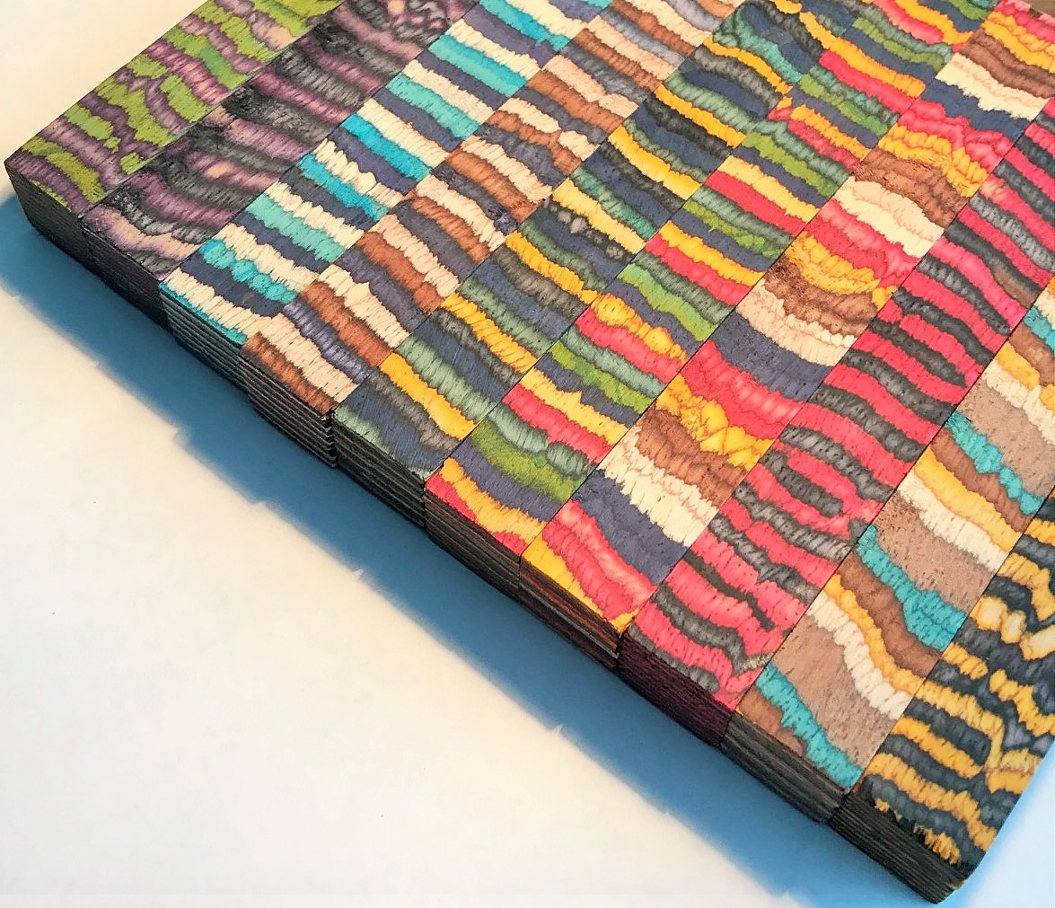Colourgrain Laminated Pen Blanks