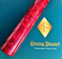 Conway Stewart Cherry Red