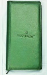 40 PEN LEATHER CASE RACING GREEN