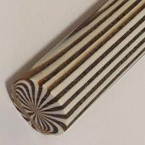 Ivory & Tortoise Polyester Pen Blank