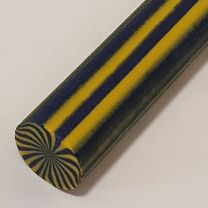 Yellow & Blue Polyester Pen Blank