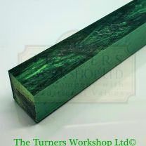 Kirinite Green Ice Series Pen Blank
