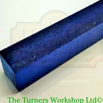 Kirinite Dark Blue Ice Series Pen Blank