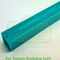 Kirinite Turquoise Ice Series Pen Blank