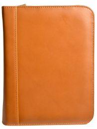 Aston Leather Collector's 20 Pen Case - Tan