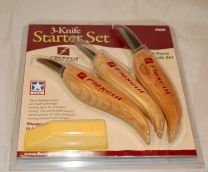 Flexcut Starter Knife Set