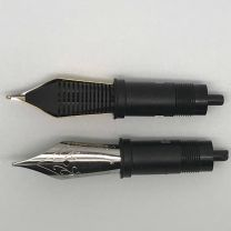 JoWo  #6 M tip, Polished Steel Nib