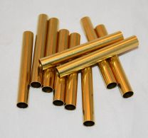 10 x 7mm Spare Brass Tubes