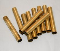 10 x 8mm Spare Brass Tubes