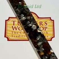 Erinoid Black Sapphire Pen Blank