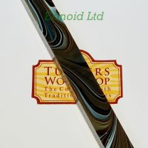 Erinoid Blue Smoke Pen Blank