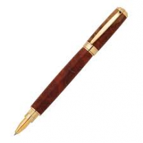 Magnetic Graduate 24kt Gold Rollerball Pen Kit