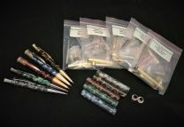 Glacia™ Ballpoint Vintage Cellulose 5 Pack