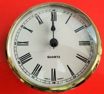 R85 IV QUARTZ CLOCK INSERT 85MM