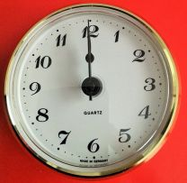 R66 QUARTZ CLOCK INSERT 66MM
