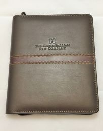 24 x Pen Leather Case by The Northumbrian pen Co