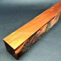 Kirinite Copper Pearl pen blank