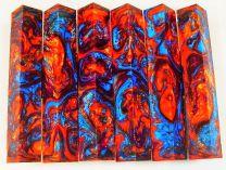 #11# Lava Explosion Pen Blank
