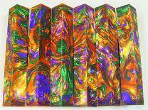 #9# Lava Explosion Pen Blank