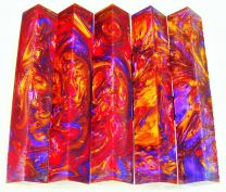 #38# Lava Explosion Pen Blank