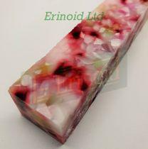 Rose Petals Pen Blank