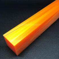 Kirinite Solar Flare Pearl Pen Blank
