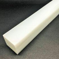 Kirinite Wedding White Pearl Pen Blank